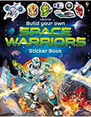 Tudhope, S: Build Your Own Space Warriors Sticker Book