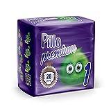 Pillo Premium New Born, Taglia 1, 1x28, 28