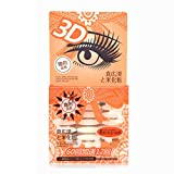 3D Japanese Imported Eye Lids Lift Strips Instantly, Ultra Invisible Wide Double Eyelid Tapes for Heavy Saggy Droopy Hooded Single Uneven Eyelids, Charming Rounder Eyes, Medical Self-adhesive Fibre