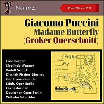 Giacomo Puccini: Madame Butterfly (Querschnitt) (10 Inch Album of 1955)