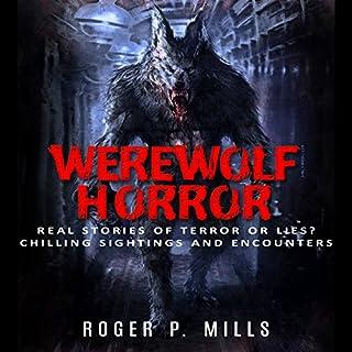 Werewolf Horror cover art