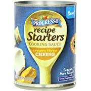 Progresso Recipe Starters Cooking Sauce, 18 Ounce Cans (Pack of 12)