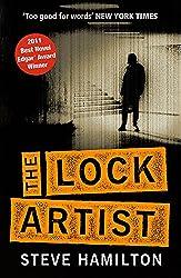 Cover of The Lock Artist by Steve Hamilton