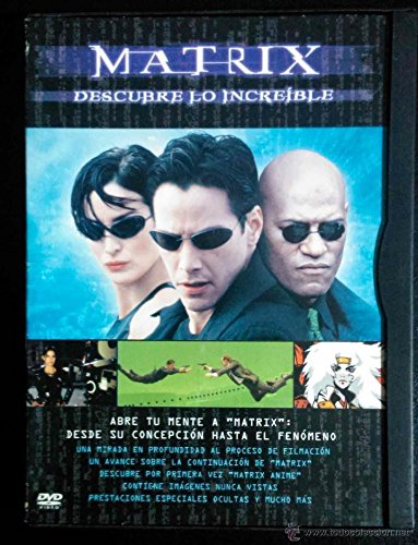 Matrix :Descubre Lo Increible (Documental) [DVD]