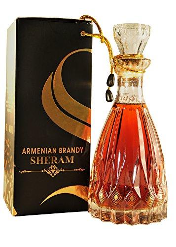 Armenischer Brandy Sheram