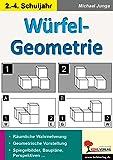 Würfel-Geometrie: Kopiervorlagen für die Grundschule