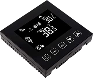Durable Temperature Controller Water Heating WiFi Thermostat High Reliability for Home for Office for Industry