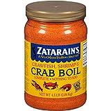 Zatarains Pre-Seasoned Crab and Shrimp Boil 72 Ounce