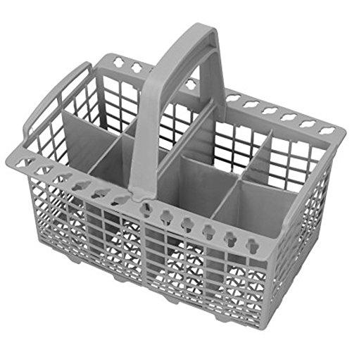 Baumatic echtem Geschirrspüler Besteck Korb Käfig & Griff (8Fächer)