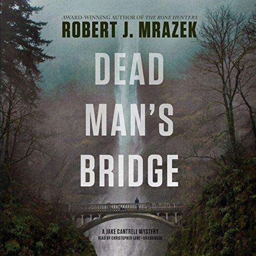 Dead Man's Bridge audiobook cover art