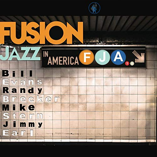 Fusion Jazz in America [Import USA]