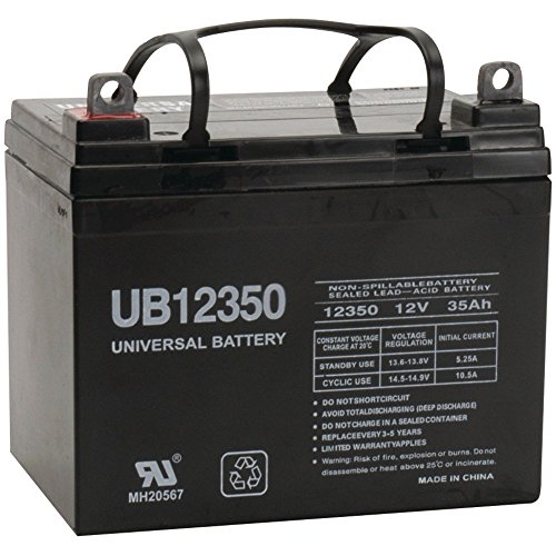 Our #2 Pick is the UPG 85980/D5772 RV Battery