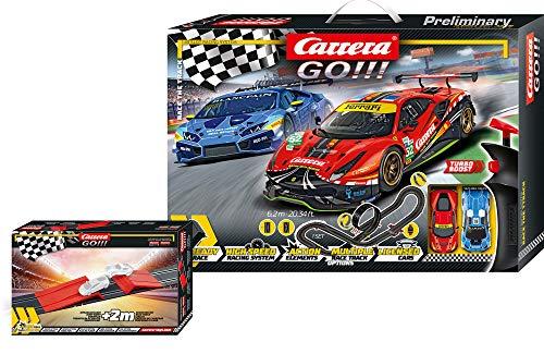 "Carrera Go!!! 20062526 ""Race The Track Sonderedition 6,2m + 2m Bonus"