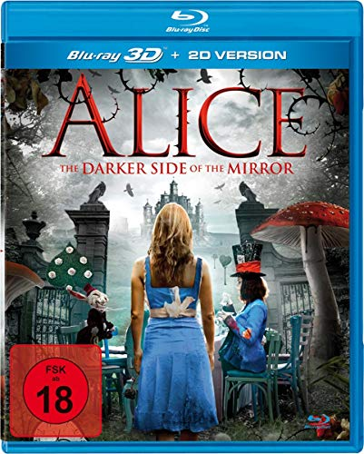 Alice-the Darker Side of the Mirror Real 3d Bd [Blu-ray]