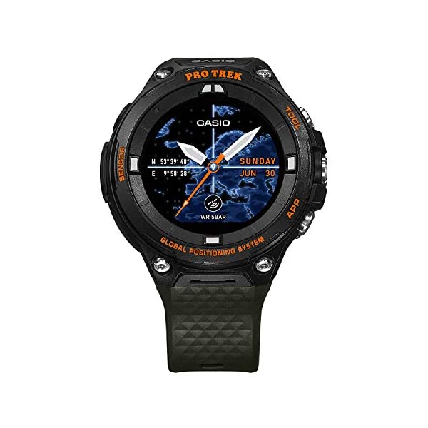 Casio Pro-Trek Smartwatch WSD-F20A-GNBAE 1