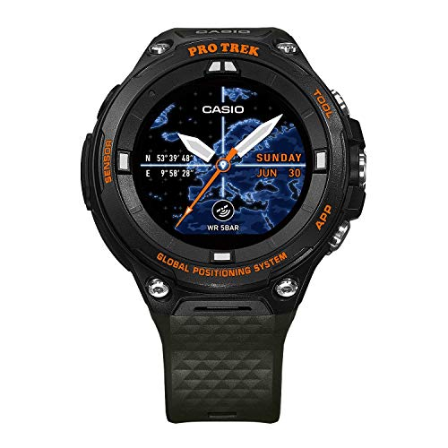 Casio WSD-F20A-GNBAE Pro-Trek Smartwatch 58mm 5ATM