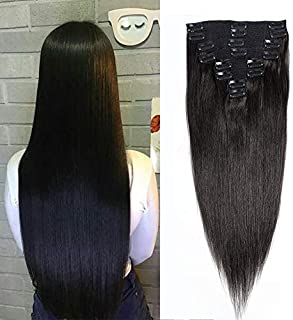 Best 28 clip in hair extensions Reviews
