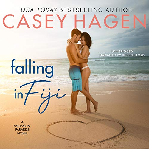 Couverture de Falling in Fiji