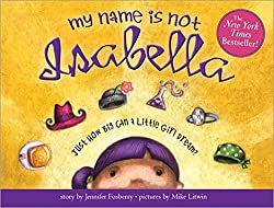 My Name Is Not Isabella (affiliate)
