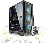 BRILLIANCE K760 - Pc gaming i7 10700K,Rtx 3060 12Gb,Dissipatore a liquido T120 RGB, Ram 16Gb 3600Mhz Rgb, Ssd Nvme 500Gb + Hdd 2000Gb,Psu 700w, Windows 10 pro, Pc desktop gaming