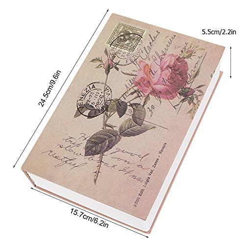 Caja de contraseña, caja de seguridad Exquisita apariencia para tarjeta bancaria para familia para oficina para archivo