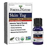 Forces Of Nature -Natural, organic skin Tag Extra Strength Remover (11ml) Non Gmo, No Harmful Chemicals -Safe, Pain & Scar Free, Leaving Skin Smooth & Healthy