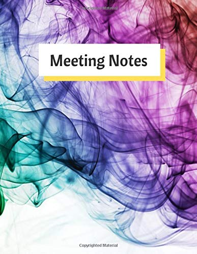 Meeting Notes: Effective Formal Team Business Meeting Agenda Attendees