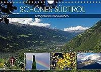 Schoenes Suedtirol (Wandkalender 2022 DIN A4 quer): Stimmungsvolle Farbfotografien aus Suedtirol. (Monatskalender, 14 Seiten )