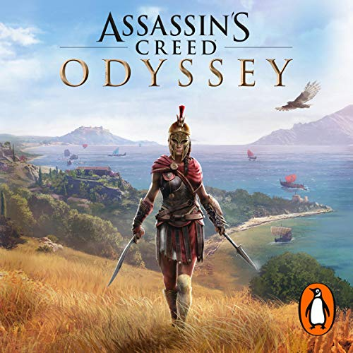 Assassin's Creed Odyssey cover art