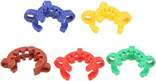 MagiDeal 5pcs Plastic Joint Clip NS Joint Clamps Keck Clamp 14mm
