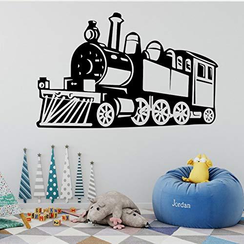 SMZYKW Wandaufkleber Steam Stickers Removable Wall Decal Sticker Dekoration Wohnzimmer Kids Boys Room Wandbild Weihnachten Geschenk
