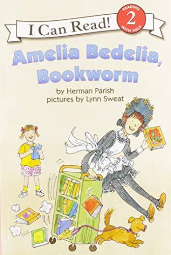 Amelia Bedelia, Bookworm (I Can Read Level 2)の詳細を見る