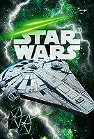 Solo: A Star Wars Story ミレニアムファルコン 3D レンチキュラーカード
