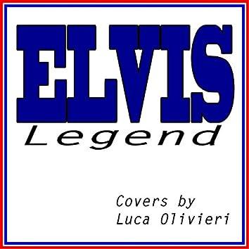 Elvis Legend (Love Me Tender, Promised Land, Burning Love, Covers By Luca Olivieri)