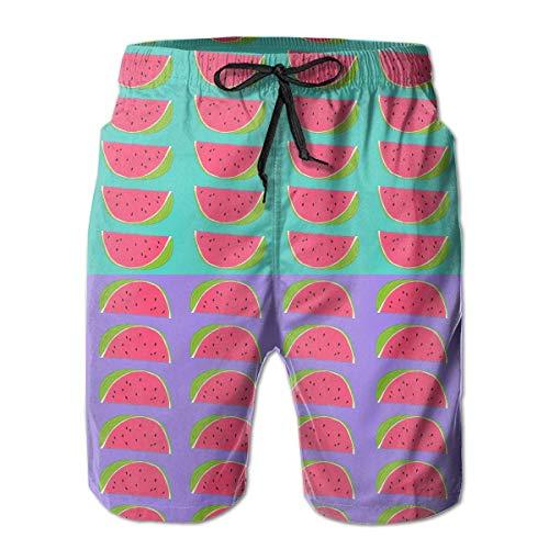 Générique Pantalon de Plage Shorts de Plage Pantalons de Bain Swim Trunks L
