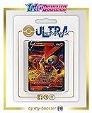 my-booster Victini V 25/202 - Ultraboost X Epée et Bouclier 1 - Box di 10 Carte Pokémon Francese