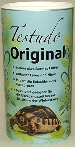 Pre Alpin Testudo Original Futter für Landschildkröten (500g)