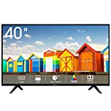 Hisense H40BE5000 - TV LED 40' Full HD, 2 HDMI, 1 USB, salida óptica, Audio DD+ [Clase de eficiencia energética A]