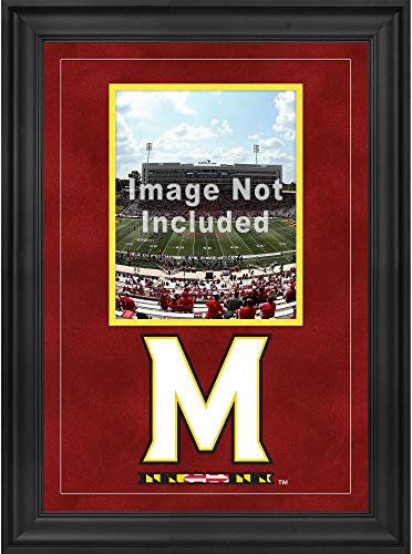 Maryland Terps NCAA 8x10 Photograph Team Logo