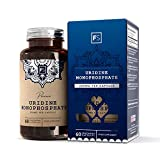 FS Uridine Monophosphate [300mg] 60 Vegan HPMC Capsules | Bioavailable RNA Nucleoside Nootropic Supplement - Non-GMO, Gluten Free, Dairy Free, Allergen Free