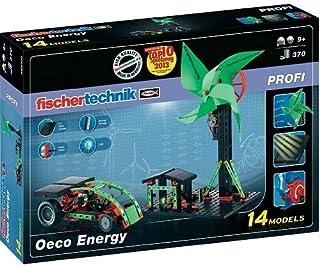 FischerTechnik Eco Energy for Unisex, 9 years, 520400