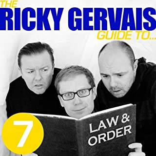 The Ricky Gervais Guide to...LAW AND ORDER cover art