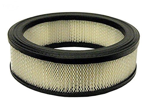 ISE® de remplacement filtre à air pour Briggs & Stratton 17,8 cm Select doubles et L-head Twin vertical filtre à air Numéro de pièce de rechange 394018