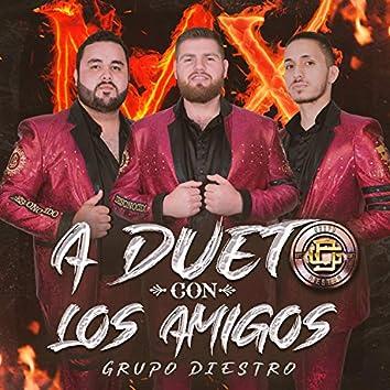 A Dueto Con los Amigos (Live)