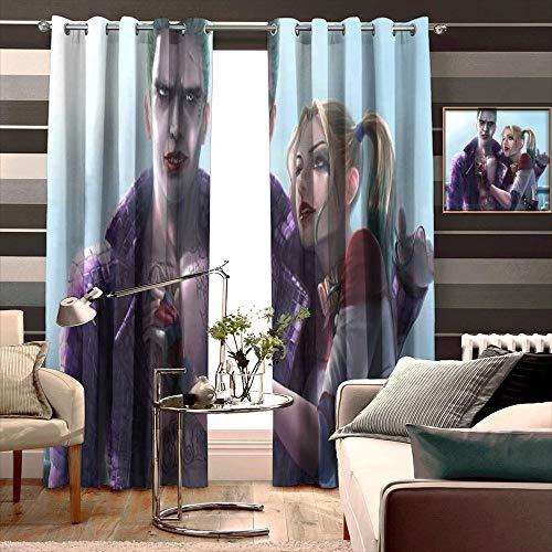 51bxcvr3pzL Harley Quinn  Curtains
