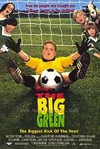 The Big Green Movie Poster (27 x 40 Inches - 69cm x 102cm) (1994) -(Olivia D'Abo)(Steve Guttenberg)(Jay O. Sanders)(John Terry)(Chauncey Leopardi)(Patrick Renna)