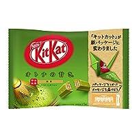 キットカット ミニ オトナの甘さ 抹茶 13枚 ×24