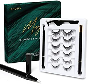 Lanciley Magic False Eyelashes and Eyeliner Kit