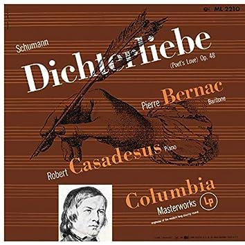 Schumann: Dichterliebe, Op. 48