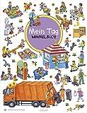 Wimmelbuch: Mein Tag - Kinderbücher ab 2 Jahre (Bilderbuch ab 2-4 Mädchen und Jungen): Mein Tag - Kinderbücher ab 2 Jahr (Bilderbuch ab 2-4 Mädchen und Jungen)